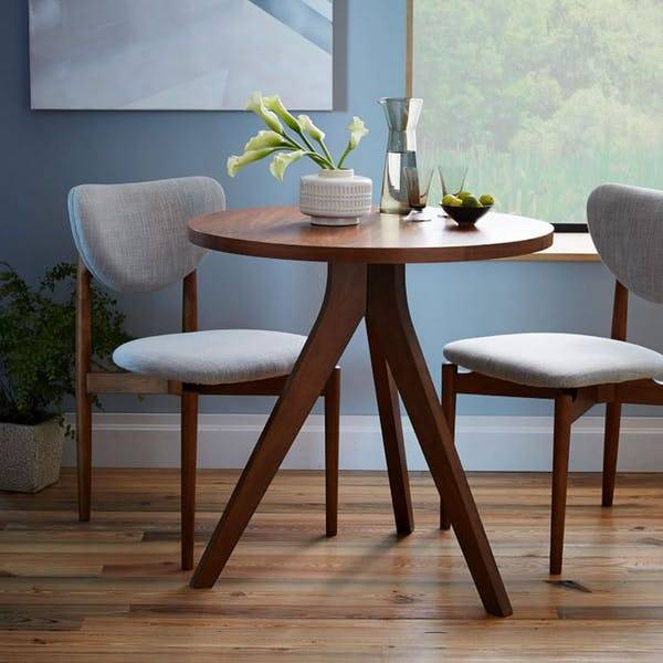 Dining Room Set For Small Apartment Appealing Elegant Table With Elegance Small Round Dining Tables (View 18 of 25)