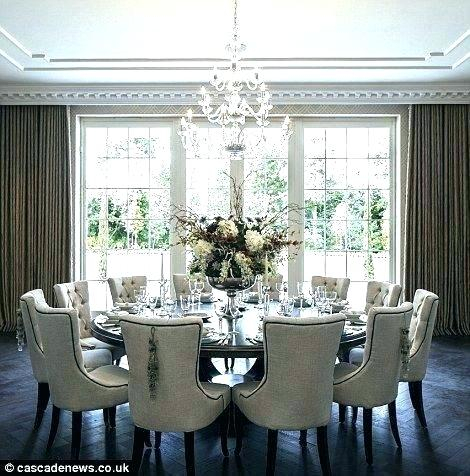 Dining Room Set Highhen Table Sets Fancy And Adorable Chairs Pertaining To Medium Elegant Dining Tables (View 5 of 25)