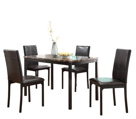Dining Room Tables | Walmart Canada In Artefac Contemporary Casual Dining Tables (Image 11 of 25)