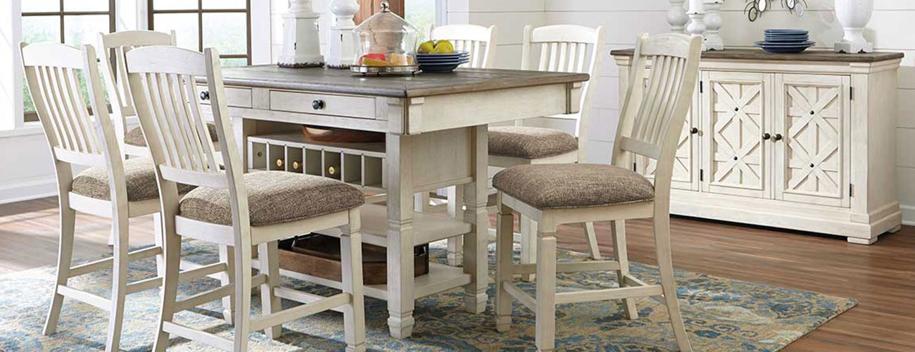 Dining Room Wine Country Furniture For Transitional 4 Seating Drop Leaf Casual Dining Tables (Image 10 of 25)