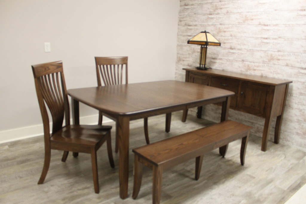 Dining Sets And Sideboards – Broene's Furniture Throughout Transitional Driftwood Casual Dining Tables (View 19 of 25)