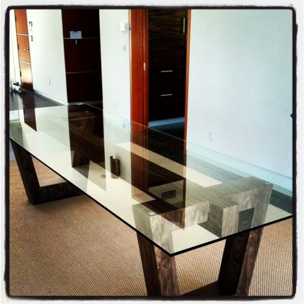 Dining Table Pedestal Base Only Dining Table Bases For Glass In Smoked Oval Glasstop Dining Tables (View 22 of 25)