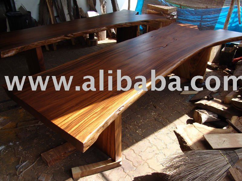 Dining Table Reclaimed Acacia Wood Solid Slab 3 Meter – Buy Solid Wood  Dining Table Product On Alibaba Regarding Solid Acacia Wood Dining Tables (Image 6 of 25)