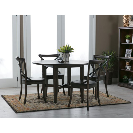 Dining Table Size Guide | Living Spaces Pertaining To Transitional 4 Seating Square Casual Dining Tables (View 25 of 25)
