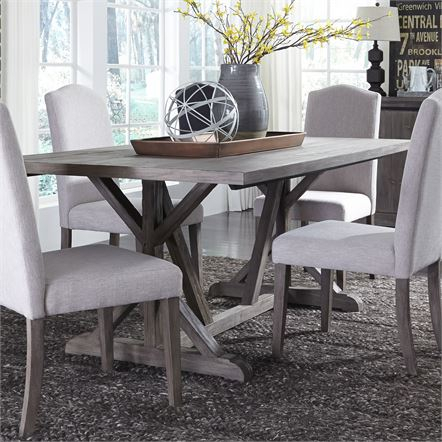 Dining Tables | Liberty Intended For Atwood Transitional Rectangular Dining Tables (View 22 of 25)
