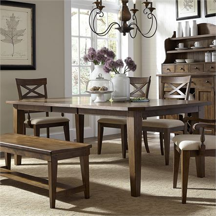 Dining Tables | Liberty Throughout Atwood Transitional Square Dining Tables (View 19 of 25)