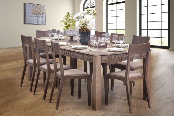 Dining Within Transitional 4 Seating Double Drop Leaf Casual Dining Tables (View 21 of 25)