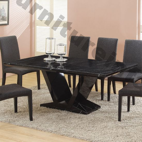 Eclipse Black Marble Dining Table Only | Dining Table, Table With Eclipse Dining Tables (View 6 of 25)