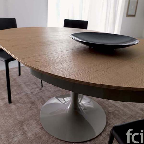 Eclipse Legno Extending Dining Tableozzio Italia Regarding Eclipse Dining Tables (View 21 of 25)