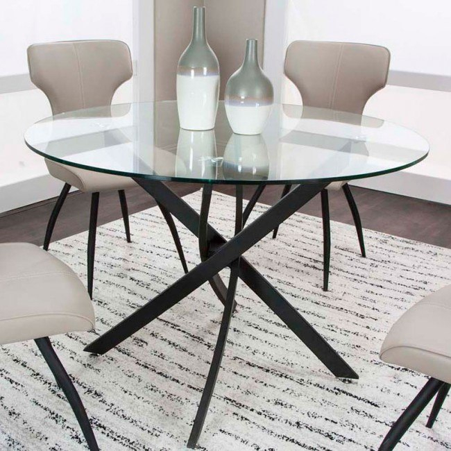 Eclipse Round Dining Table With Regard To Eclipse Dining Tables (View 17 of 25)