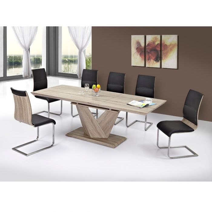 Eclipse/veneta 7Pc Dining Set For Eclipse Dining Tables (View 10 of 25)