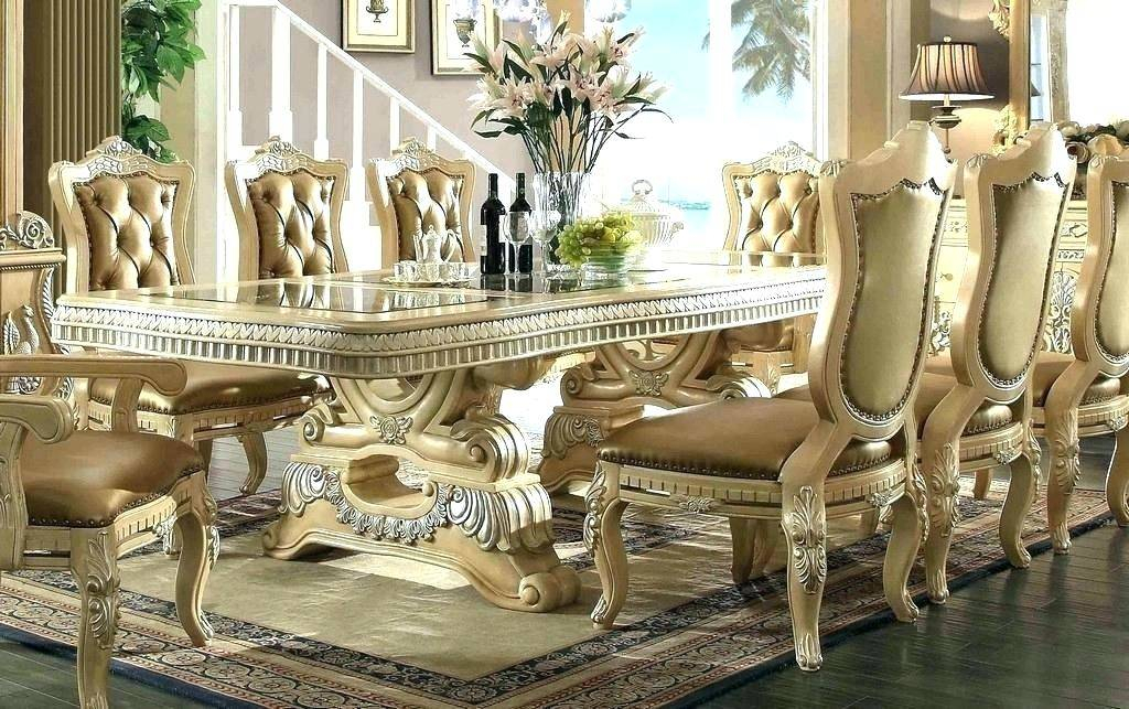 Elegant Round Dining Room Sets Fancy Furniture Photo Gallery Inside Elegance Small Round Dining Tables (View 13 of 25)