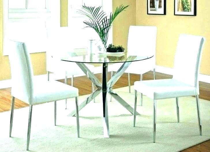 Elegant Round Dining Table – Athayakeenan (View 18 of 25)