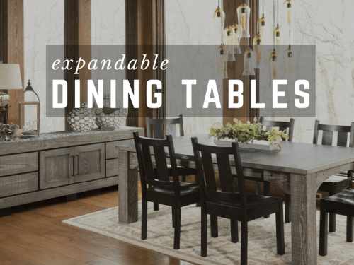 Extendable Dining Tables | Large Dining Tables With Leaves Inside Rustic Country 8 Seating Casual Dining Tables (View 18 of 25)