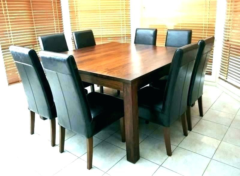 Extendable Round Dining Table Seats 8 Attractive For Co 19 Pertaining To 8 Seater Wood Contemporary Dining Tables With Extension Leaf (View 6 of 25)