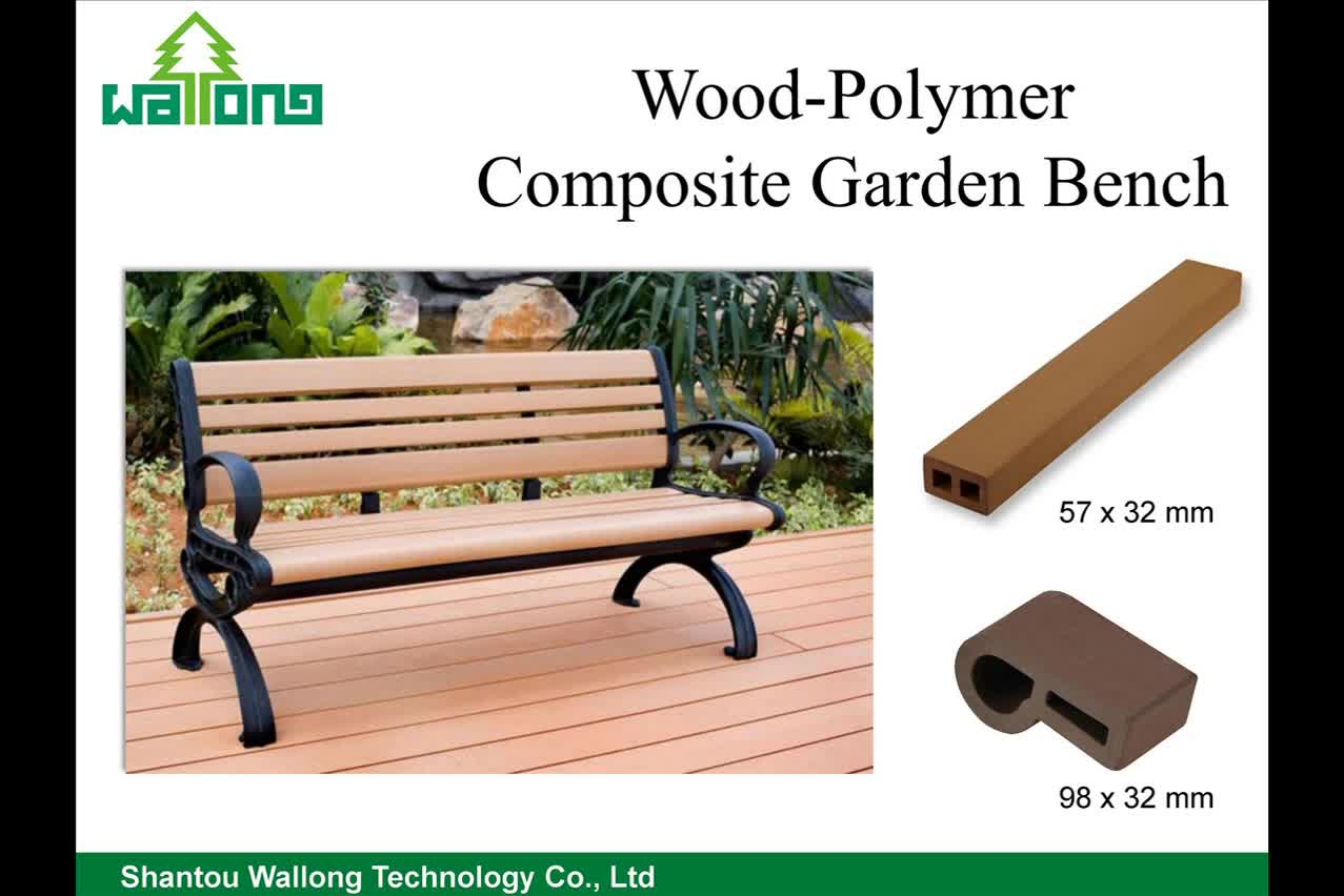 Fabulous Composite Wood Bench Wholesale Outdoor Plastic Wood Benches For Outdoor Living – Buy Wooden Garden Bench,modern Outdoor Wood Bench,outdoor For Wood Garden Benches (View 20 of 25)