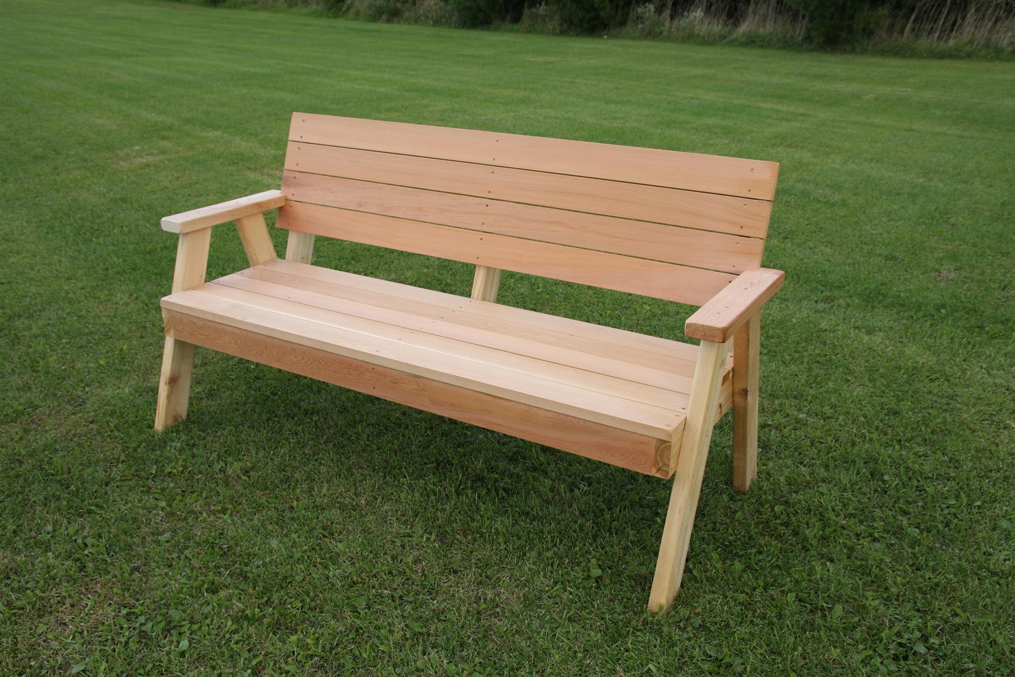Famous Outdoor Cedar Bench &rb03 – Advancedmassagebysara With Regard To Cedar Colonial Style Glider Benches (View 22 of 25)