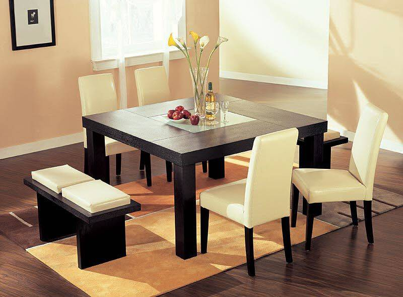 Fascinating Small Dining Table Decorating Ideas Round Within Medium Elegant Dining Tables (View 17 of 25)
