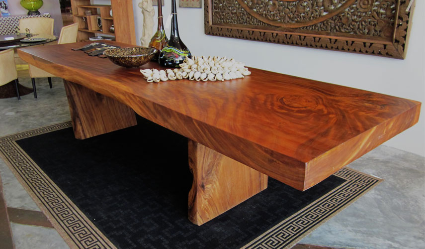 Flowbkk – Creative Furniture Designs Thailand In Unique Acacia Wood Dining Tables (View 19 of 25)