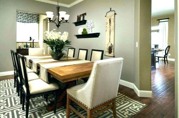 Formal Dining Room Paint Color Ideas Colors Table Decor Intended For Medium Elegant Dining Tables (View 4 of 25)
