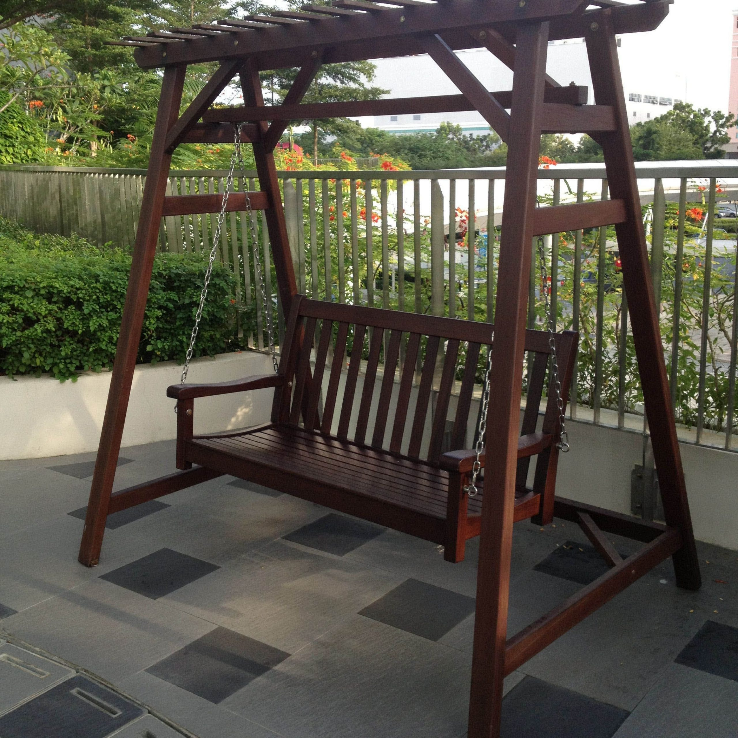 Free Diy Porch Swing Plans & Ideas To Chill In Your Front Pertaining To Rosean Porch Swings (View 4 of 25)