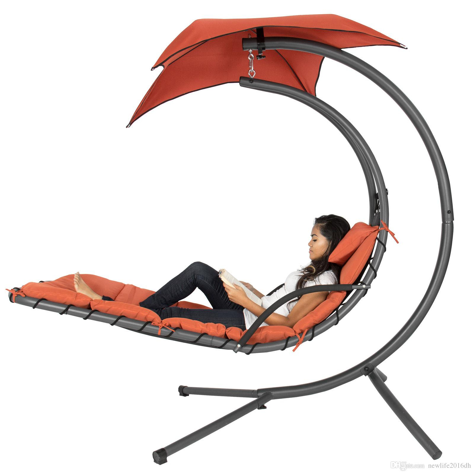 Frickingamazingitemsnews: Introduction – Hang Chaiselongue For Outdoor Canopy Hammock Porch Swings With Stand (View 12 of 25)