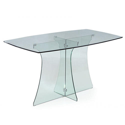 Full Glass Dining Table Intended For Dom Square Dining Tables (Image 12 of 25)