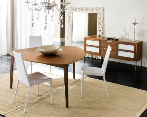 Furniture Fashion Names The Top 30 Dining Room Tables In The In Dom Square Dining Tables (View 10 of 25)