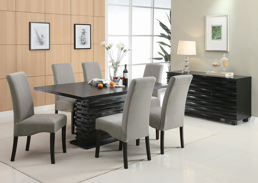Furniture Store Northwest Side Chicago | Northwest Side Regarding Coaster Contemporary 6 Seating Rectangular Casual Dining Tables (View 21 of 25)