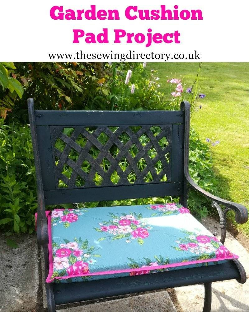 Garden Furniture Cushion Pad Oasis Dining Chair Seat Pads Within Rocking Benches With Cushions (View 18 of 25)