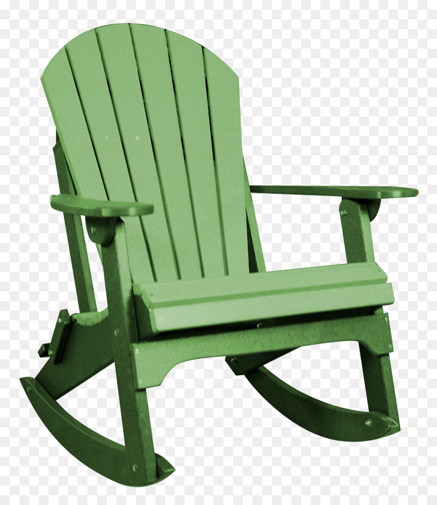 Green Background For Classic Adirondack Glider Benches (View 23 of 25)