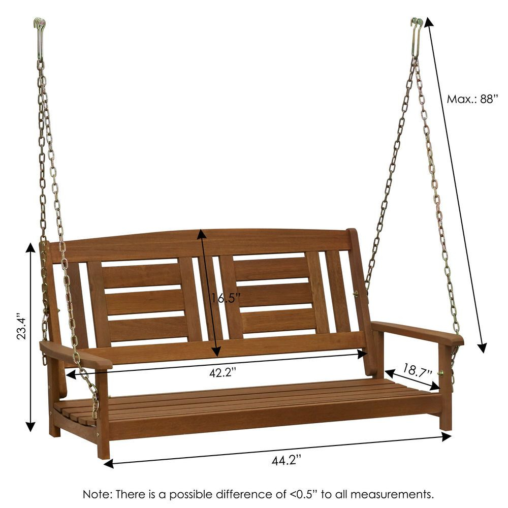 Featured Image of Porch Swings With Chain