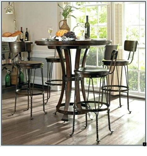 Head To The Webpage To Read More On Kitchen Table Sets With Acacia Wood Medley Medium Dining Tables With Metal Base (Image 13 of 25)