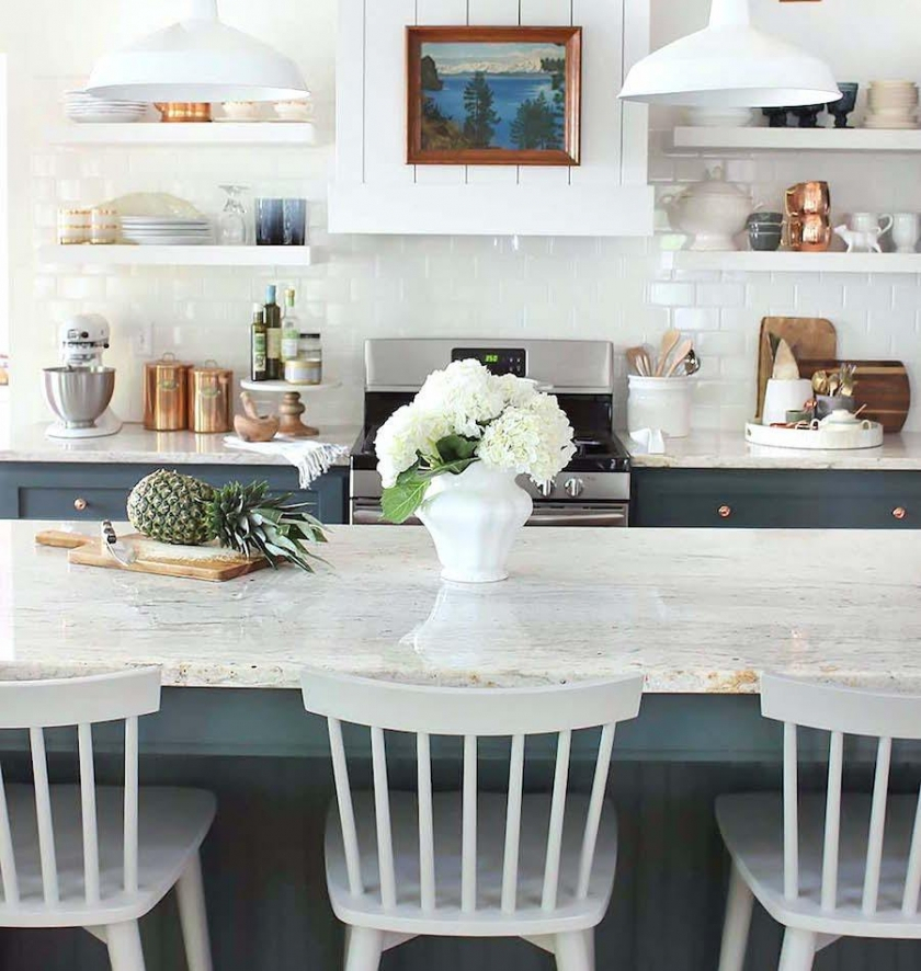 Here's What You Need To Know Before You Install Marble In Thick White Marble Slab Dining Tables With Weathered Grey Finish (View 17 of 25)