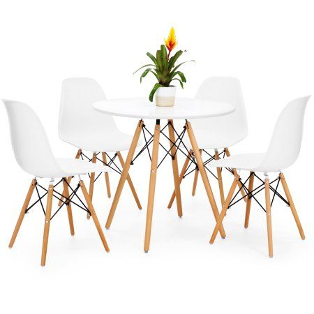 Featured Image of Eames Style Dining Tables With Wooden Legs