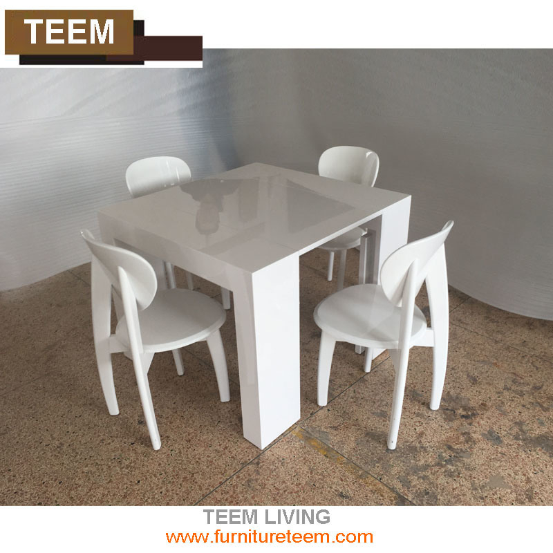 [Hot Item] High Quality Scandinavian 8 Seater Extendable Wooden Dining Table Intended For 8 Seater Wood Contemporary Dining Tables With Extension Leaf (View 18 of 25)