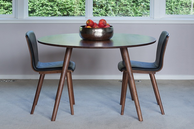 How To Buy A Dining Or Kitchen Table And Ones We Like For Within 4 Seater Round Wooden Dining Tables With Chrome Legs (View 14 of 25)