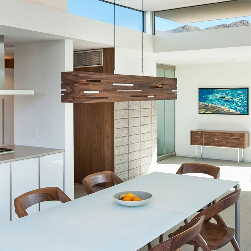 How To Choose A Dining Table: Shape, Size And More Intended For Contemporary 6 Seating Rectangular Dining Tables (View 20 of 25)
