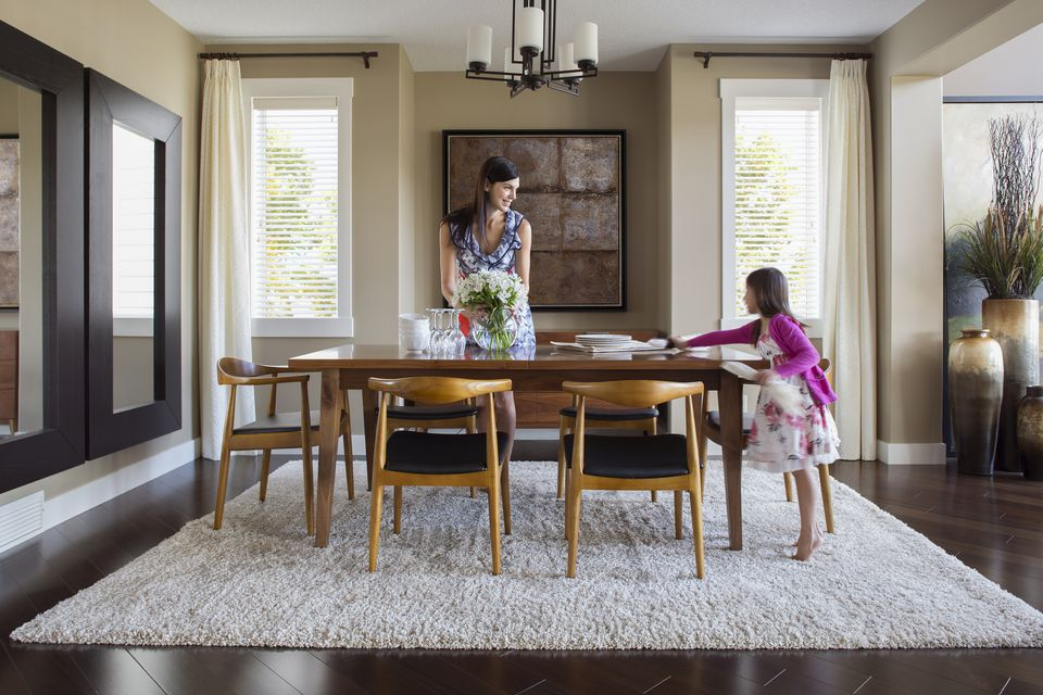 How To Choose Chairs For Your Dining Table Intended For Rustic Country 8 Seating Casual Dining Tables (View 15 of 25)