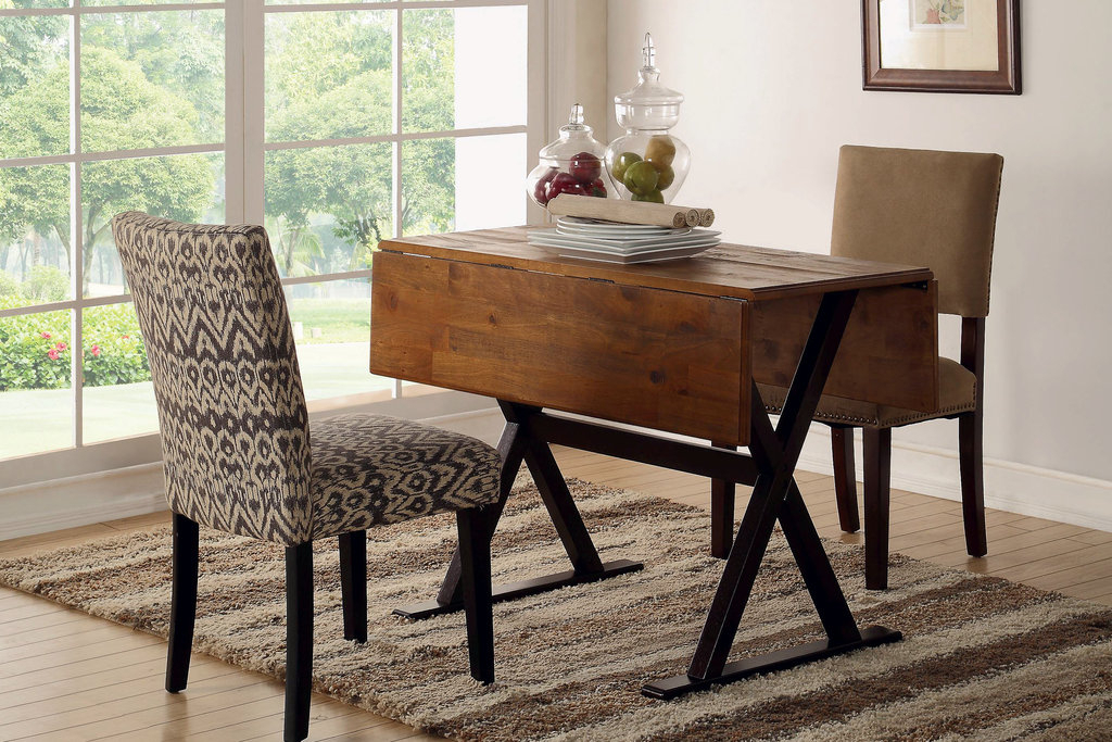How To Choose The Right Dining Table For Your Home – The New Intended For 4 Seater Round Wooden Dining Tables With Chrome Legs (View 24 of 25)