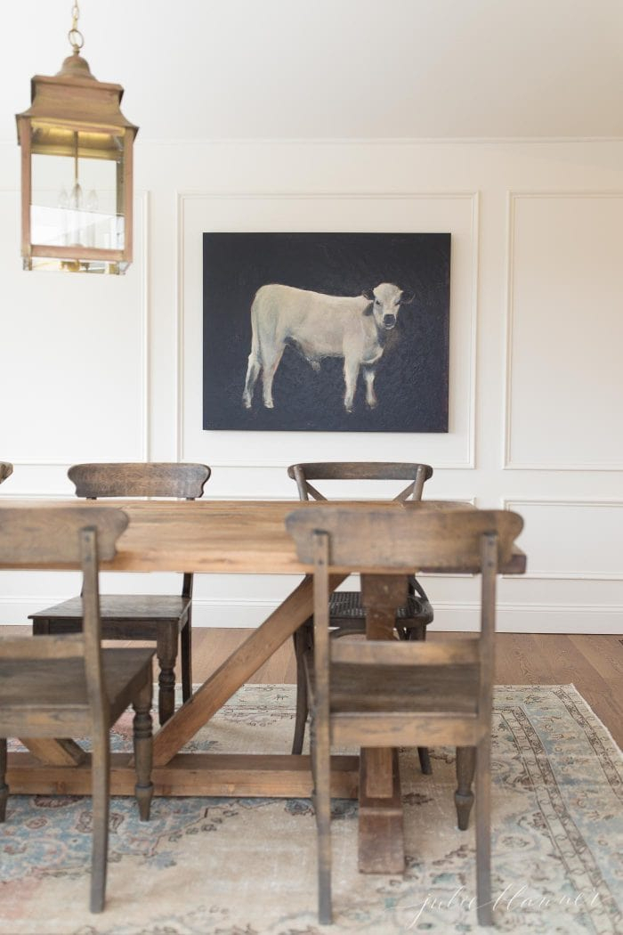 How To Protect A Restoration Hardware Dining Table Regarding Small Dining Tables With Rustic Pine Ash Brown Finish (View 9 of 25)