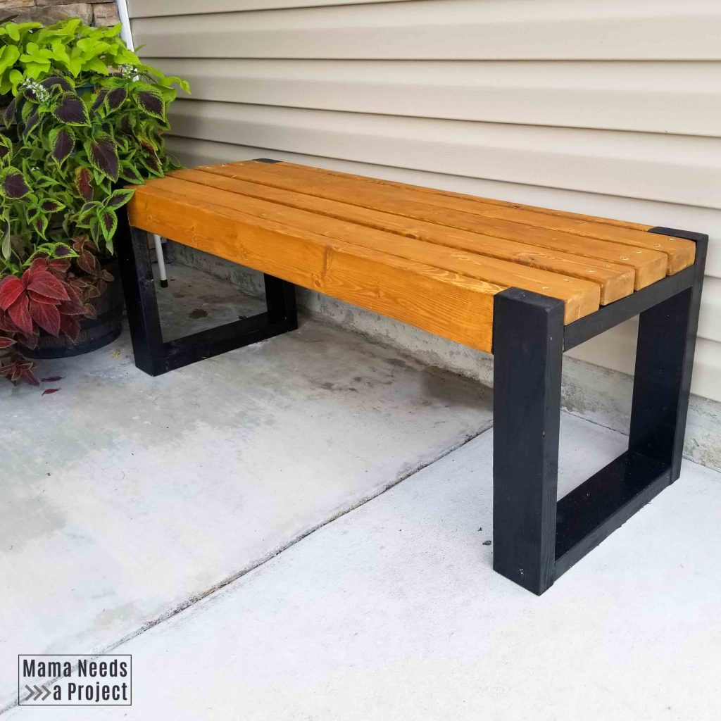 Ideas About 2 X 4 Outdoor Bench Wood, – Ewso Inside Indoor/outdoor Double Glider Benches (View 11 of 25)