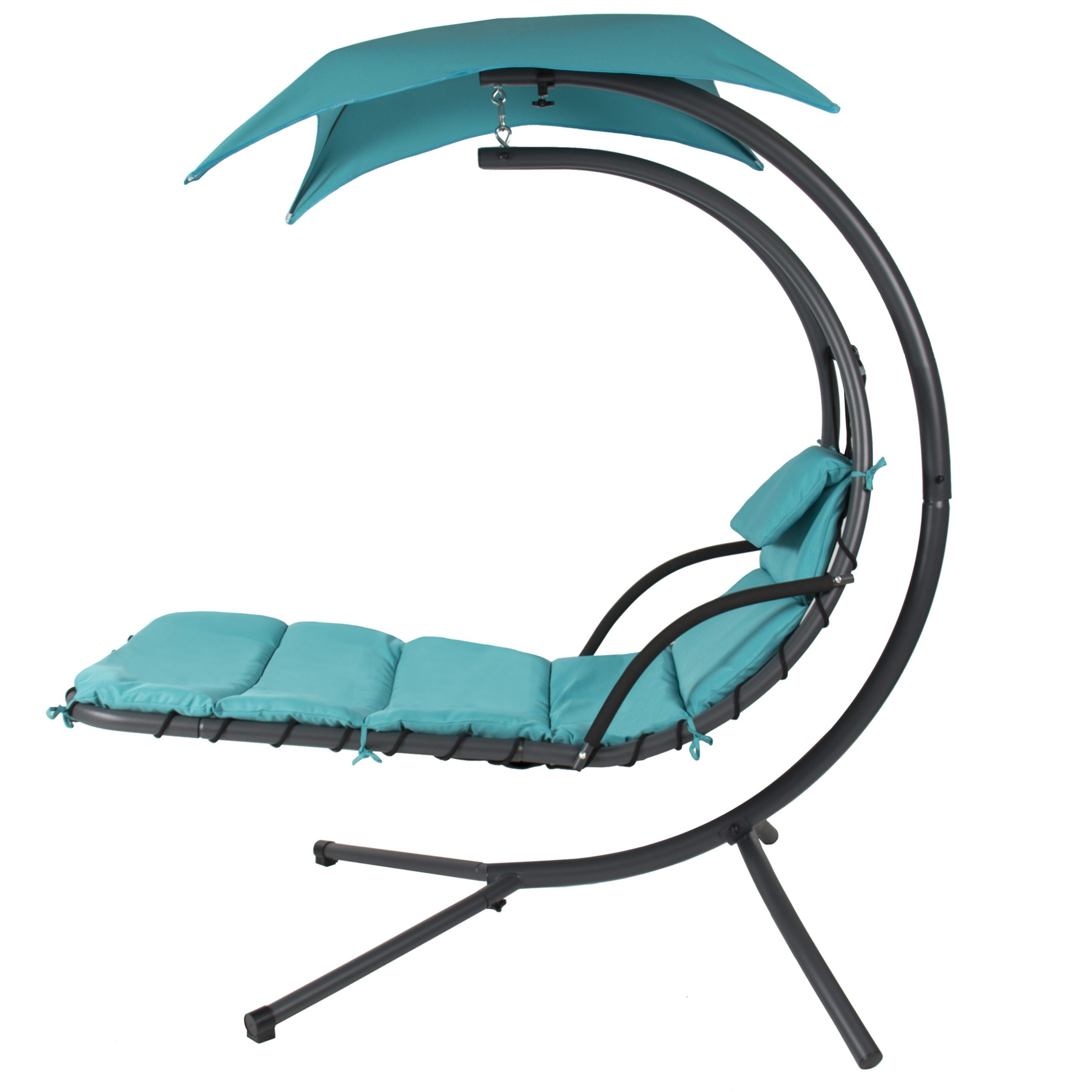 Inspirations: How To Create Hanging Hammock Chair Design For With Outdoor Canopy Hammock Porch Swings With Stand (View 15 of 25)