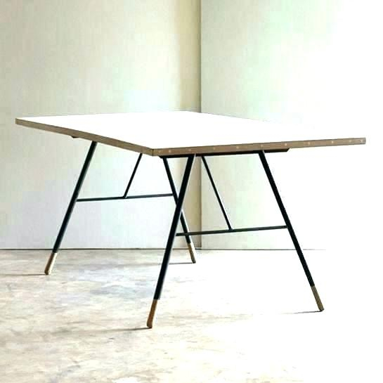 Iron Dining Table Legs – Democraciadirecta (View 13 of 25)