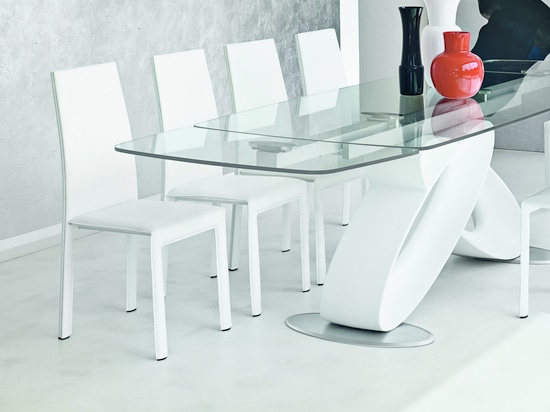 Italian Ideas: Eclipse Dining Table – Via Basse, 36056 Tezze With Eclipse Dining Tables (View 3 of 25)
