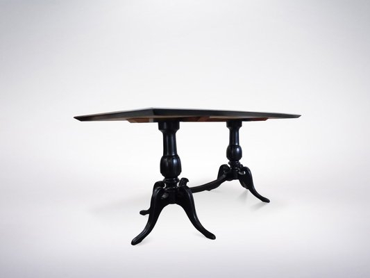 Italian White Marble Top Dining Table, 1950S With Dining Tables With White Marble Top (Image 9 of 25)