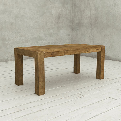 Featured Image of Transitional 8 Seating Rectangular Helsinki Dining Tables
