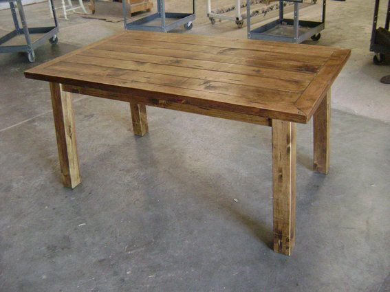 Featured Image of Rustic Pine Small Dining Tables