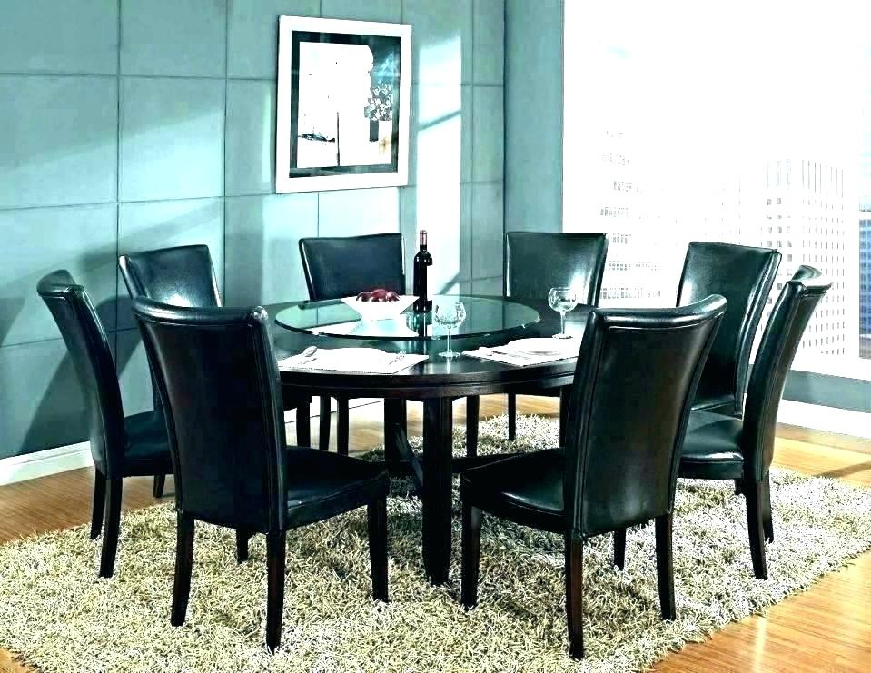 Large Round Dining Room Table For 8 Amazing Seats Regarding Elegance Large Round Dining Tables (Image 15 of 25)