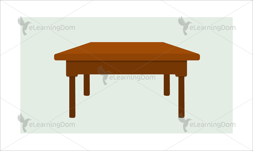 Large Wooden Dining Table – Elearningdom Regarding Dom Square Dining Tables (Image 17 of 25)